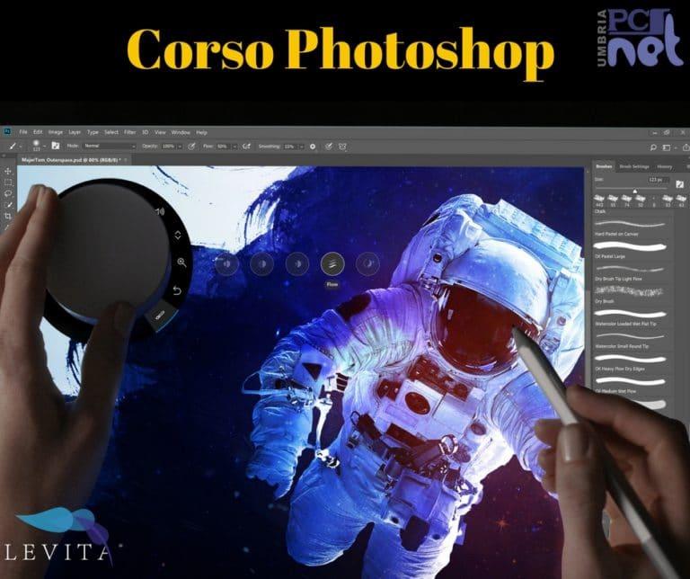Corso Photoshop Perugia Umbria