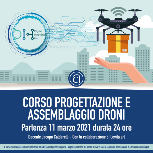 corso droni gratuito