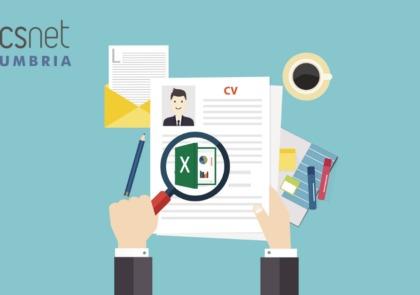 Importanza Excel corso mondo lavoro curriculum